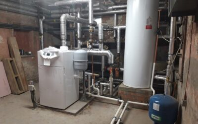 Boiler and Cylinder Replacement at Childsplay Nursery
