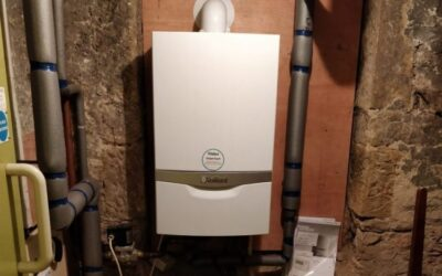 Holy Cross Church Hall Boiler Replacement