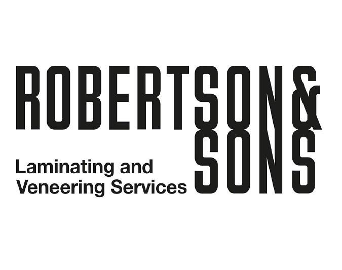 Roberston & Sons Laminating and veneering services Logo