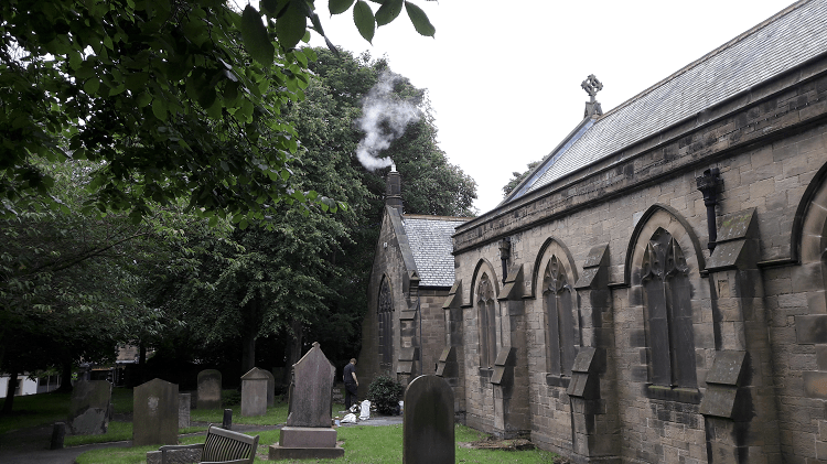 St Cuthbert's Church Heating System Upgrade
