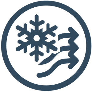 Air Conditioning Icon Logo