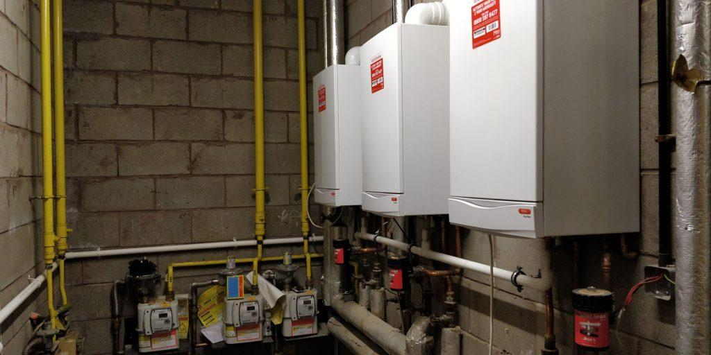 Boiler Installation group view