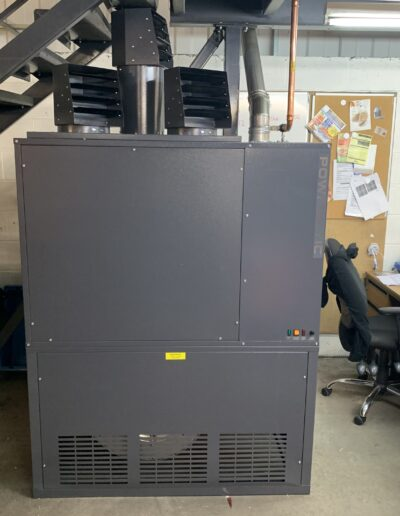 Full view of Powrmatic Cabinet Heater