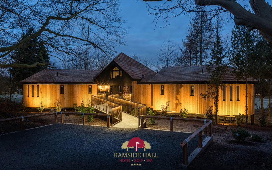 Ramside Hall Luxury Treehouses
